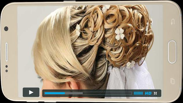 Hair Styles Steps HD Videos screenshot 4
