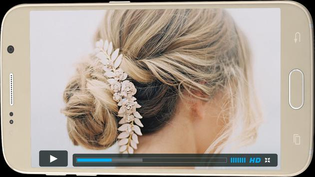 Hair Styles Steps HD Videos screenshot 3