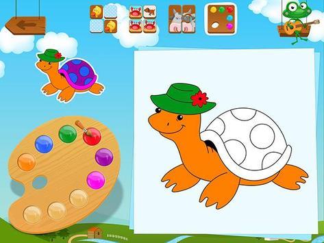 Jogos de colorir Cartaz Jogos de colorir apk imagem de tela ...