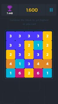 Block merged 10! screenshot 2