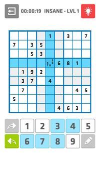 Sudoku Puzzle Legend Free poster