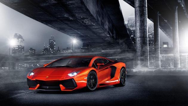 HD Lamborghini Cars Wallpapers Poster Screenshot 1