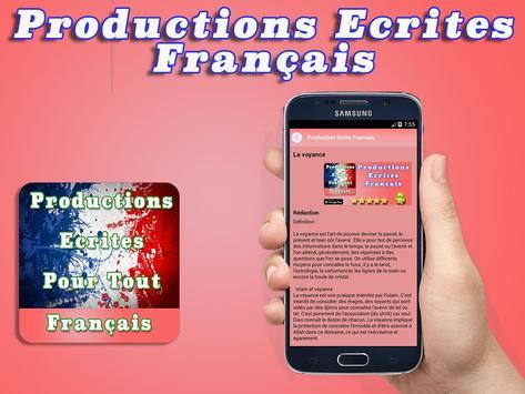 French Writings Productions screenshot 2