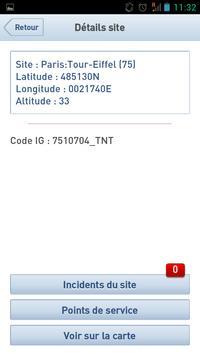 TDF Cristal Smartphone screenshot 2