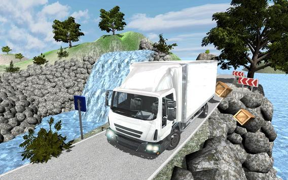 Truck Delivery Driver apk screenshot
