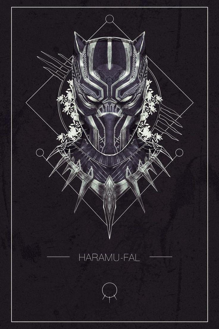 Black Panther wallpapers HD for Android - APK Download