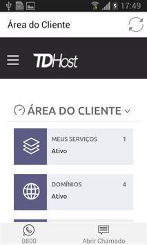 TDHost screenshot 1