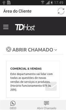 TDHost screenshot 2