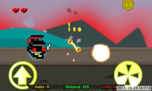 Super pixel ninja adventure apk screenshot