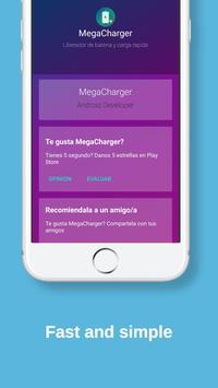 Mega Charger - Battery Optimizer screenshot 2