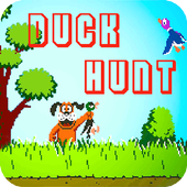 Duck Hunt 90s icon