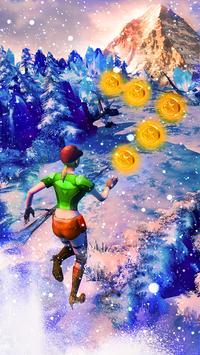 Temple Frozen Escape Run 3D screenshot 6