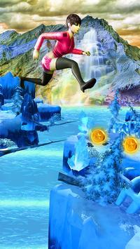Temple Frozen Escape Run 3D screenshot 7