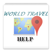 World Travel Help N Guide icon