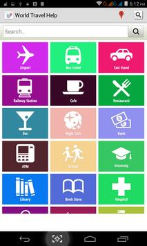 World Travel Help N Guide apk screenshot