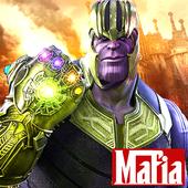 Mafia Thanos Vs Avengers Superhero Infinity Fight icon