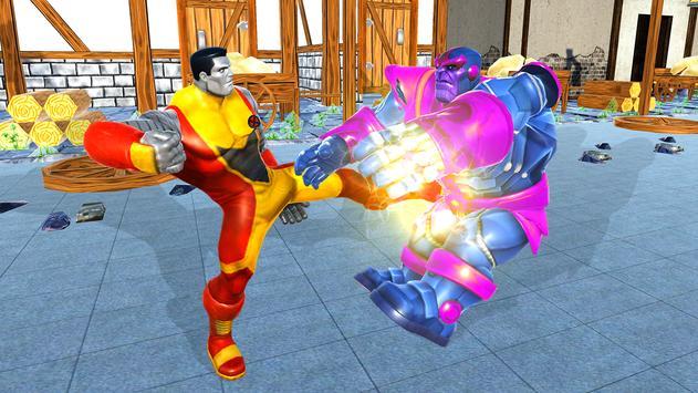 Mafia Thanos Vs Avengers Superhero Infinity Fight screenshot 2
