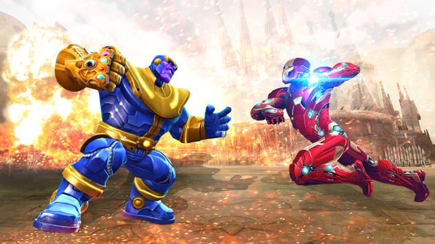 Mafia Thanos Vs Avengers Superhero Infinity Fight screenshot 4