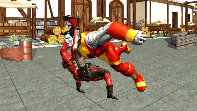 Mafia Thanos Vs Avengers Superhero Infinity Fight screenshot 7