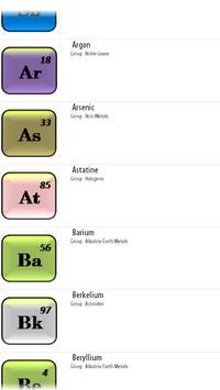 The mobile periodic table apk download free education app for the mobile periodic table apk screenshot urtaz Choice Image