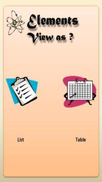 The Mobile Periodic Table screenshot 2