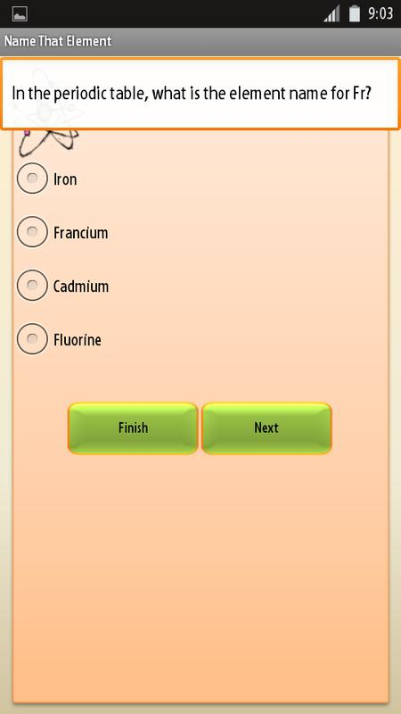 The mobile periodic table apk download free education app for the mobile periodic table apk screenshot urtaz Gallery