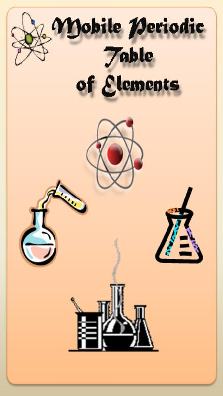 The Mobile Periodic Table Apk Download Free Education App For