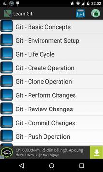 Learn Git poster
