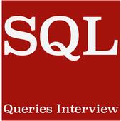 SQL query interview QA icon