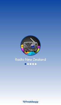 Radio New Zealand poster
