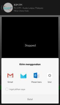 Radio Dakwah Islam apk screenshot