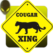 The Dianne Cougar Alert icon