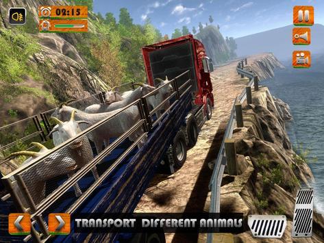 Offroad Drive Transport Truck apk screenshot