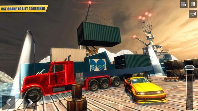 Cargo Driver Transport Tycoon apk screenshot