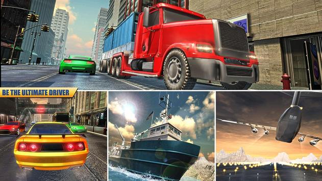 Cargo Driver Transport Tycoon poster