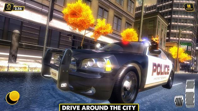 City Police Car n Police Dog apk screenshot