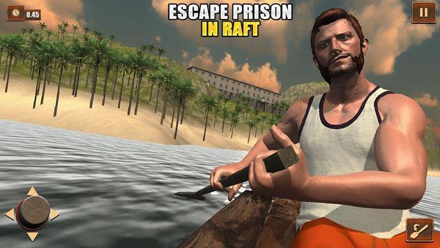 Hard Time Prison Raft Survival poster