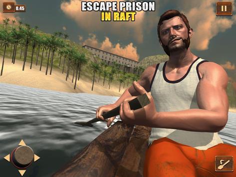 Hard Time Prison Raft Survival apk screenshot