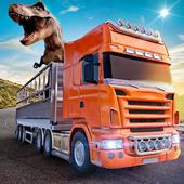 Wild Dino Transport Truck icon
