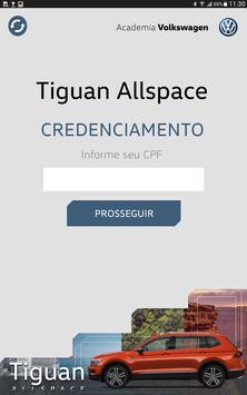 Workshop Tiguan poster