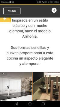 Tecnyhogar Cocinas screenshot 2