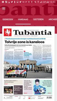 Tubantia Krant poster