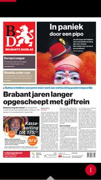 Brabants Dagblad Krant apk screenshot