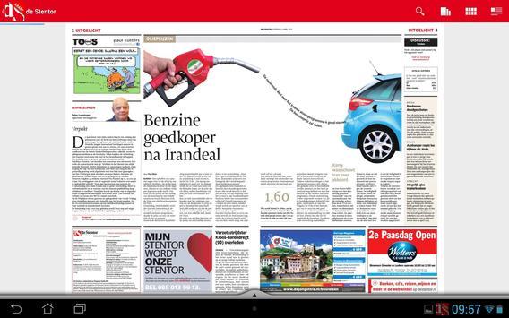 De Stentor Krant screenshot 5