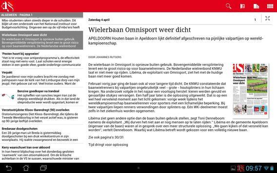 De Stentor Krant screenshot 6