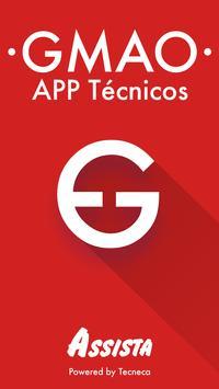 Aplicación GMAO para Assista poster