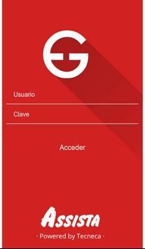 Aplicación GMAO para Assista apk screenshot