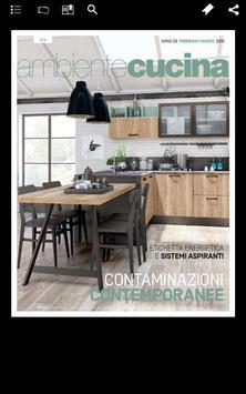 Ambiente Cucina poster