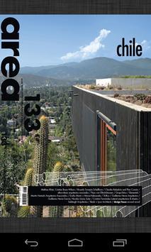 Area - Digital Magazine poster