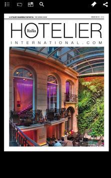 Hotelier International apk screenshot